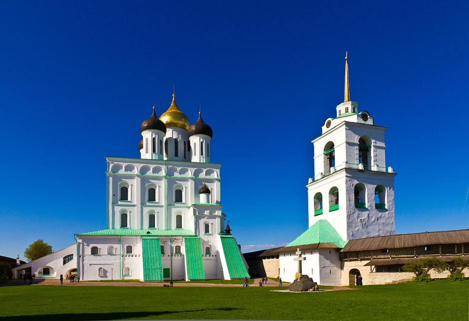 наличию картинки псковского собора фото видео