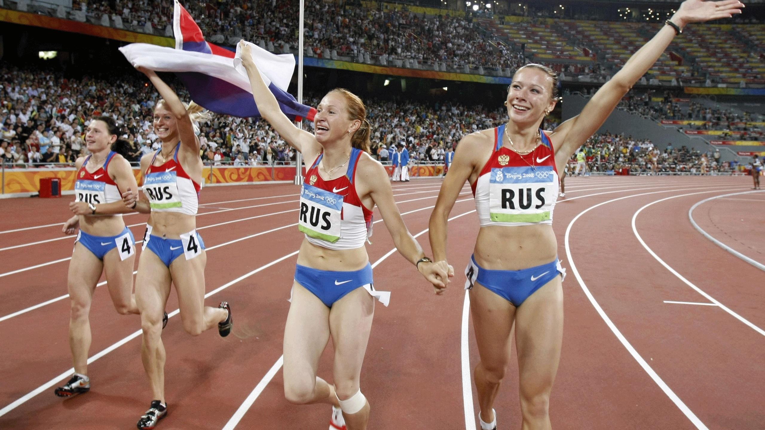 ведет даже фото спортсменки олимпийских игр бег они