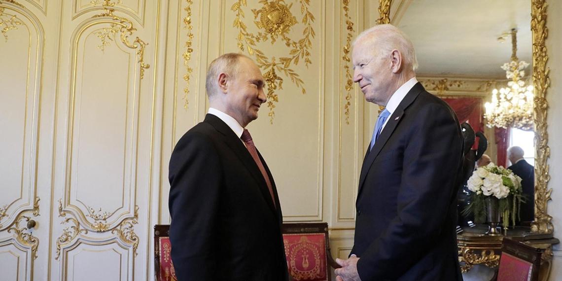 В Дании заметили слабость США после встречи Байдена и Путина