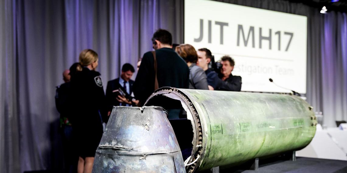 Нидерланды отказались передать в Россию уголовное производство по делу MH17