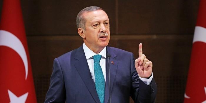 Эрдоган призвал немецких турков не голосовать за Меркель и Шульца