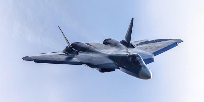 Новейший российский истребитель Т-50 получил серийное название