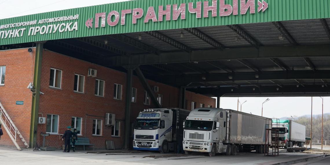 Россия продлит закрытие границы с Китаем в пяти восточных регионах