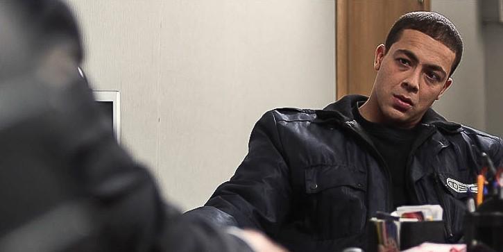Звезду сериала След приговорили к 2 годам условно за нападение с ножом на автоинспектора