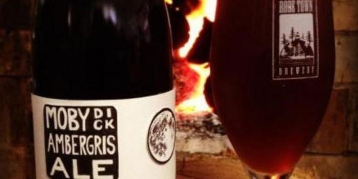 Австралийцы будут выпускать пиво из отрыжки кита
