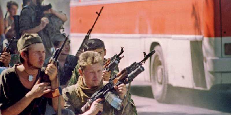 В Москве задержали участника нападения на Буденновск в 1995 году