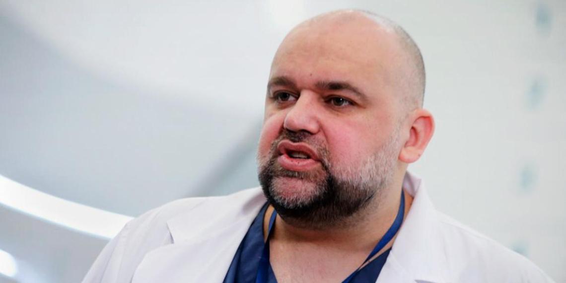 Главврач больницы в Коммунарке: сделал бы прививку от COVID-19, если бы не переболел ранее