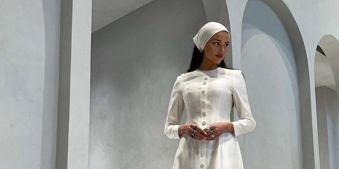 Анастасия Решетова приняла ислам