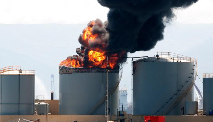 Ливия просит у мирового сообщества помочь предотвратить экологическую катастрофу