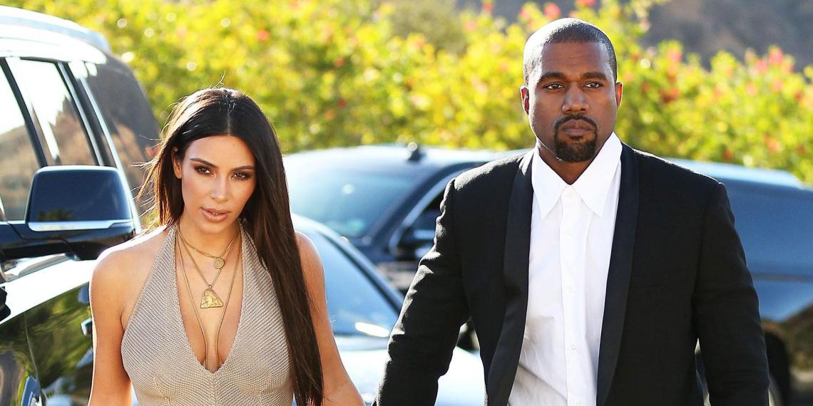 Ким Кардашьян официально подала на развод с Канье Уэстом после 7 лет брака