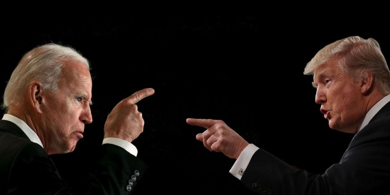 Трамп пригрозил революцией в случае победы Байдена