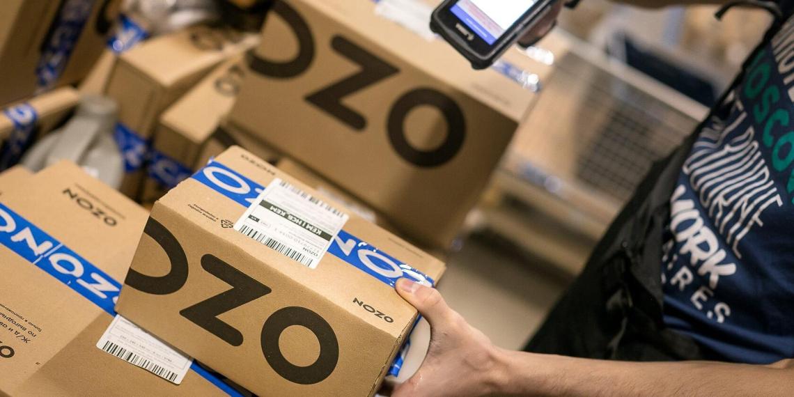 Ozon планирует запустить онлайн-кинотеатр