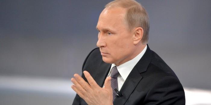 Путин прокомментировал доклад ВАДА о допинге в российском спорте