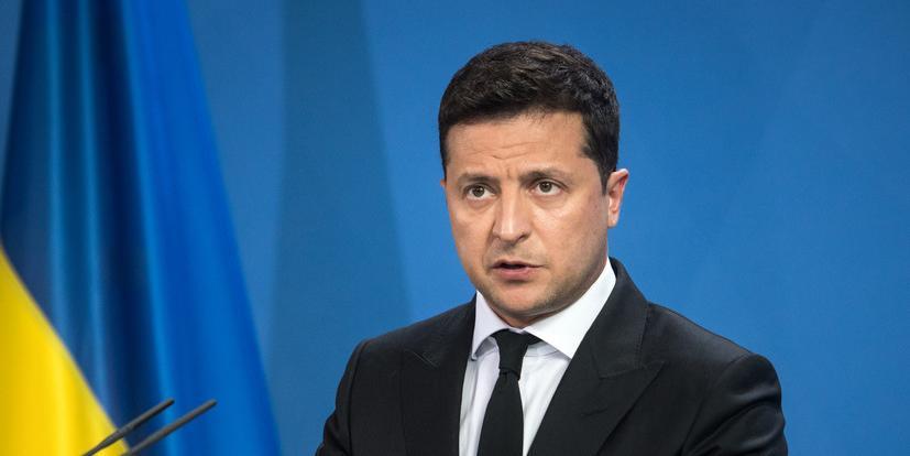Зеленский предложил России обменять Медведчука