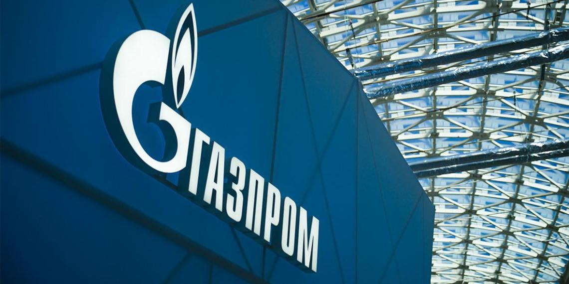 """Доходы """"Газпрома"""" упали на 44%"""