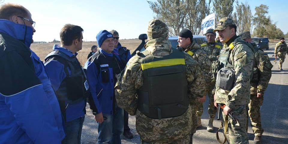 Россия отзовет офицеров из СЦКК в Донбассе