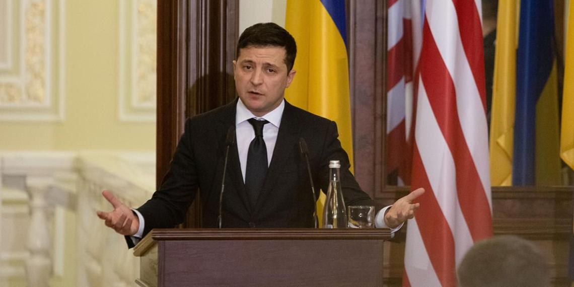 Зеленский показал в США план трансформации Украины на $277 млрд