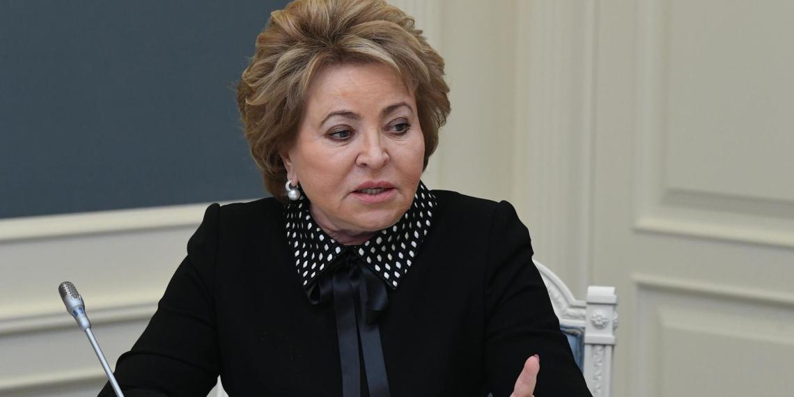 Матвиенко дала высокую оценку работе Координационного совета при ОП РФ по общественному контролю за голосованием