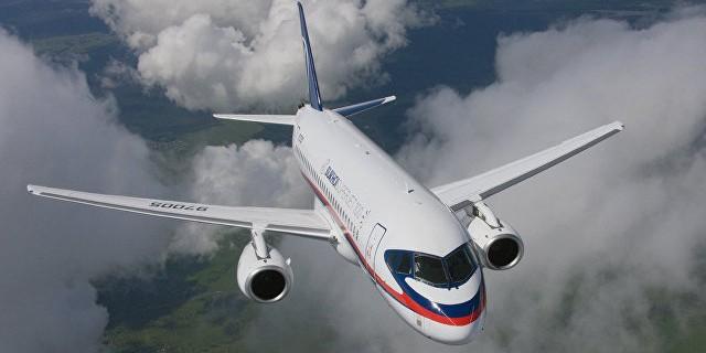 Россия попросила США разрешить поставки Superjet в Иран