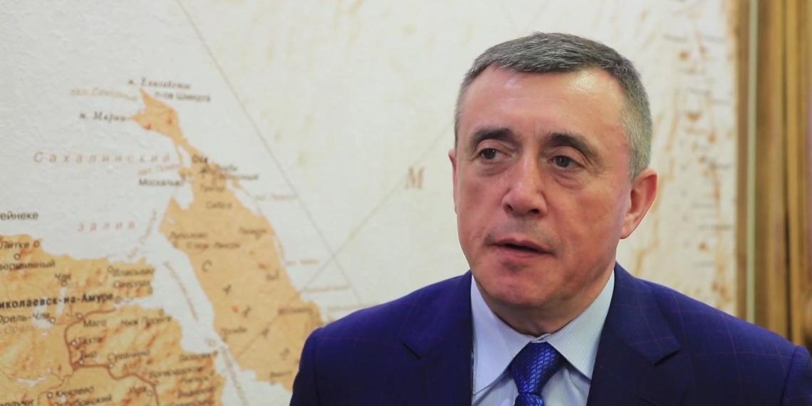 Лимаренко: запрет в Конституции на отчуждение российских территорий поставит точку в вопросе принадлежности Курил