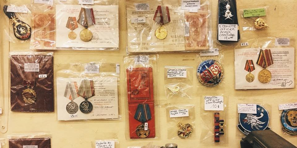 Житель Урала в Камбодже нашел советские медали и теперь ищет их владельцев