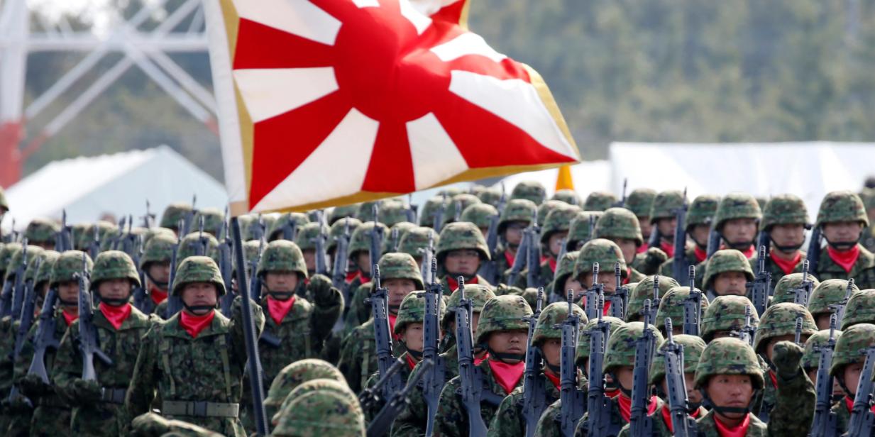 Япония работает над ракетой, способной достичь России