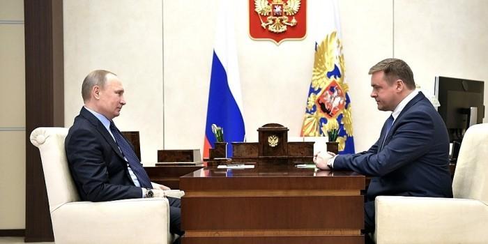 Исполняющим обязанности главы Рязанской области назначен бывший мэр Калуги