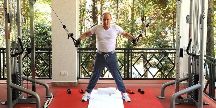 Сергей Бадюк похвалил физическую форму Владимира Путина