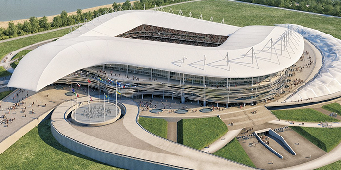 Иностранное оборудование для стадионов к ЧМ-2018 заменят на российское