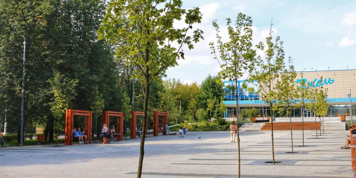 Собянин представил проекты благоустройства жилых районов северо-запада Москвы