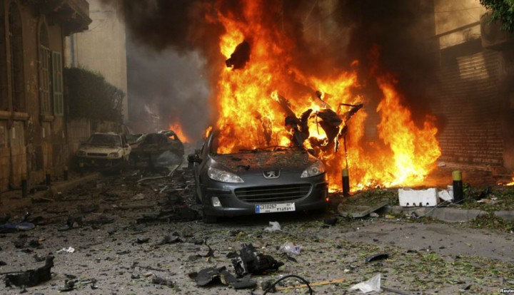 Доклад Global Terrorism Index: Почти 18 тысяч человек стали жертвами терактов в 2013 году