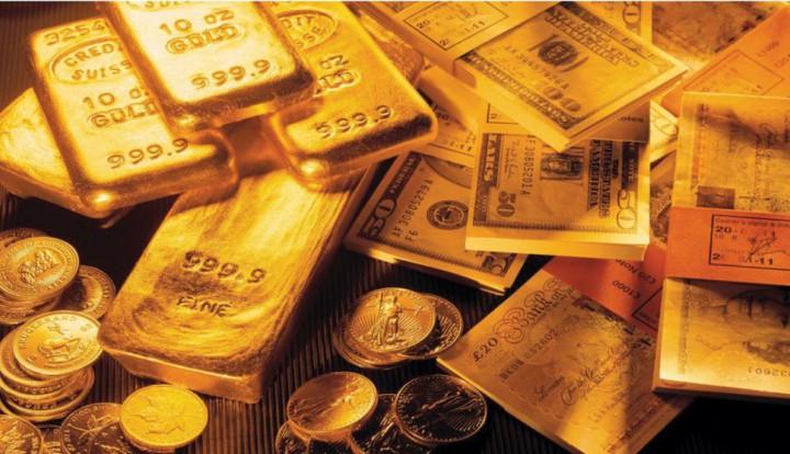 Цены на золото выросли до максимума с октября