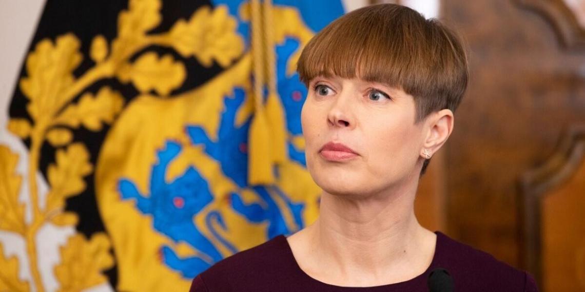 Президент Эстонии назвала условие для использования российской вакцины
