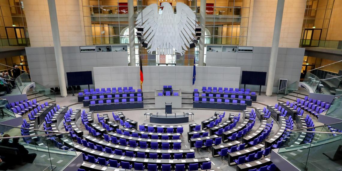 """Германия назвала сроки введения """"киберсанкций"""" против России"""