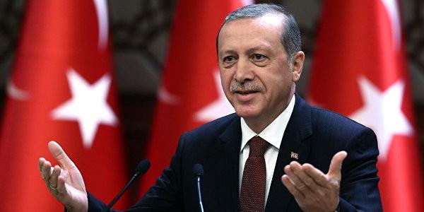 Эрдоган озвучил сроки вывода войск из Сирии