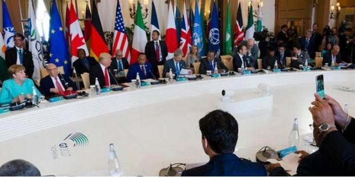 СМИ узнали о планах стран G7 ужесточить санкции против России