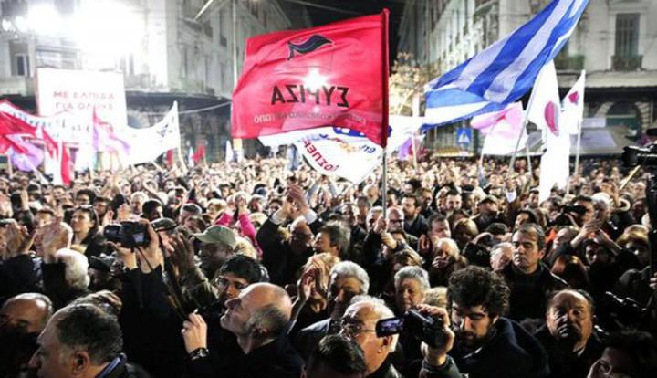 Марин Ле Пен: Греция нанесла ЕС пощечину чудовищной силы