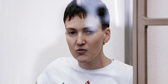 Савченко решила прекратить голодовку, прочитав фейковое письмо Порошенко