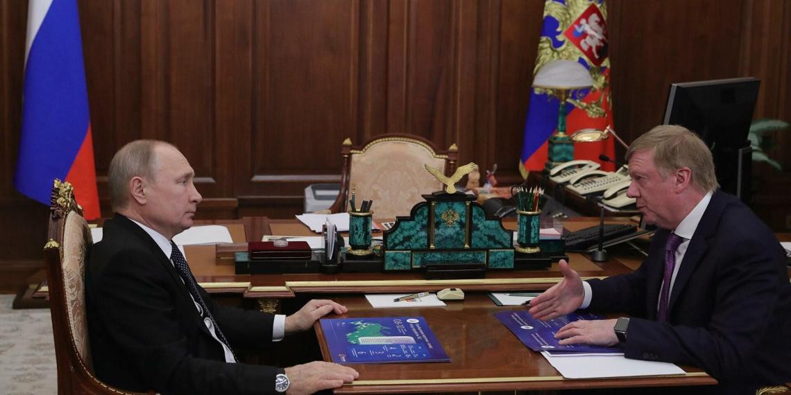 В Кремле ответили, будет ли Чубайс налаживать отношения с Байденом
