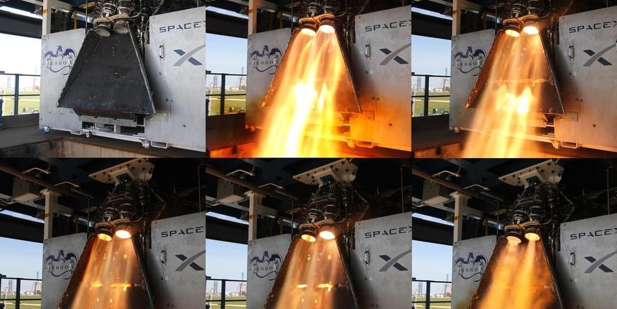 """SpaceX сообщила о проблемах при испытаниях двигателей замены """"Союза"""""""