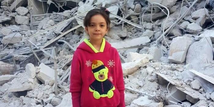 """""""Бана из Алеппо"""" отказалась от эвакуации из города"""": сирийский активист проверил существование девочки"""