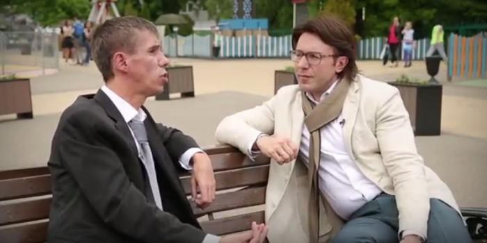 Панин рассказал Малахову о нудизме, групповом сексе и откровенных видео
