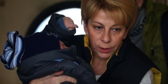 Доктор Лиза назвала события в Донбассе геноцидом