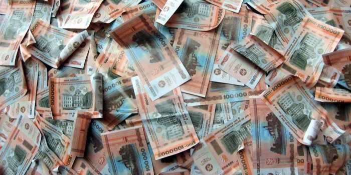 В Беларуси пройдет деноминация рубля