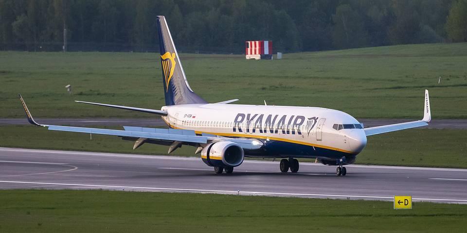 В офисе Зеленского назвали Россию организатором инцидента с самолетом Ryanair