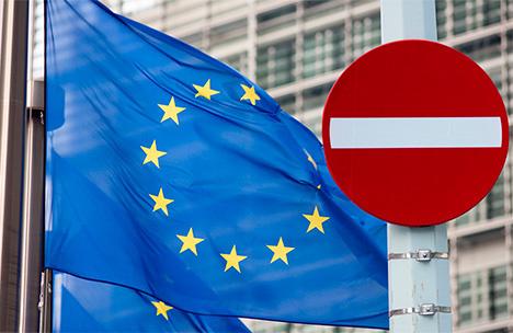 ЕС может отменить санкции уже в конце сентября