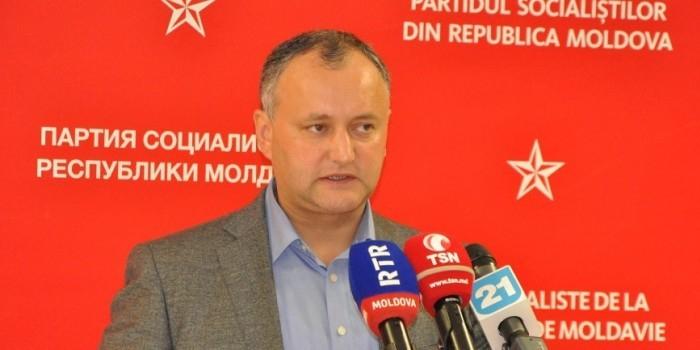 Новый президент Молдавии призвал Россию амнистировать мигрантов-преступников