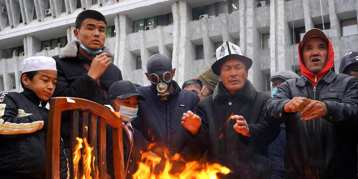 Россия прекратила помогать Киргизии деньгами