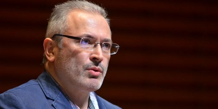 Ходорковский пообещал найти деньги для оппозиции на Западе