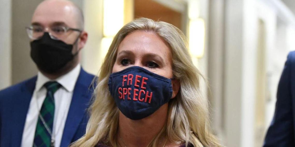 Депутат сравнила обязательный масочный режим с холокостом